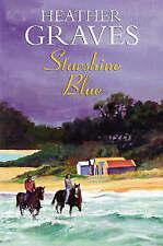 Very Good Heather Graves, Starshine Blue, Hardcover, Book
