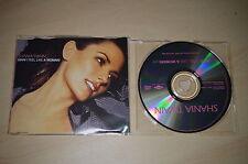 Shania Twain - Man! I feel like a woman. CD-Single PROMO (CP1704)