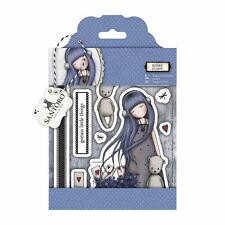 DEAR ALICE-Docrafts Santoro Gorjuss Cling Mount Rubber Stamp-Stamping Craft-Girl
