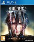 PS4 Final Fantasy XV Edition Royale