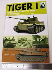 TankCraft 10 - Tiger I, Southern Front, N.Africa, Sicily, Italy 1942-1945 (Book)