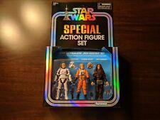 SDCC 2019 - Hasbro - Star Wars - Luke Skywalker Jedi Destiny Set