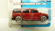 """Maisto 1:64 Fresh Metal """"2003 Hummer H2 SUV"""" Die Cast in OVP (A1897)"""