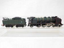 Mes-53302 JOUEF 8255 h0 Locomotive a Vapeur SNCF 231.k.82 avec petit endommagement