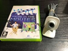 Xbox 360 - You're in the Movies Complete With Official Camera - UK Stock | Your