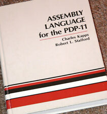 1979 DEC PDP-11 Assembly Language Programming 350pgs Digital LSI-11 RT-11 TECO