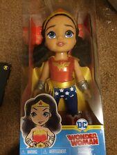 WONDER WOMAN DC TODDLER PETITE SUPER HERO GIRLS DOLL NEW