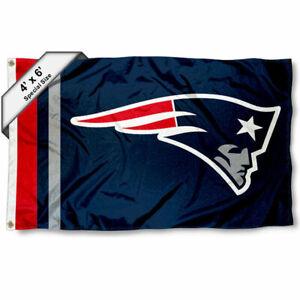 New England Patriots Big 4x6 Foot Flag
