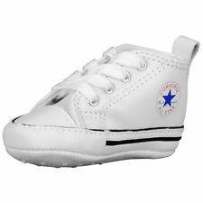 Converse First Star Toddlers White 81229 Select Size 1 | eBay