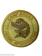 Patch Missione Estero 9° Col Moschin Incursori Paracadutisti Camp Arena Herat