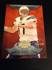 Philip Rivers Chargers 2012 Topps Triple Threads #45  755/989
