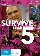 Survive Style 5 DVD NEW