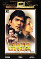 MAHA CHOR , Rajesh Khanna NEUE ORIGINAL BOLLYWOOD DVD –