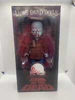 Living Dead Dolls Presents Dawn of the Dead Plaid Shirt Zombie (Damaged Box)