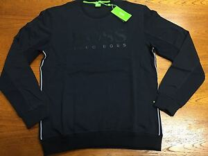 Hugo Boss TOGN 2 Men/'s Long Sleeve T-Shirt Navy s m l xl 2xl