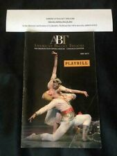 La Bayadere Ballet In 3 Acts, American Ballet Theatre At Lincoln Center 2012