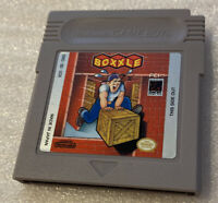 Boxxle Nintendo Game Boy Tested Cartridge And Manual