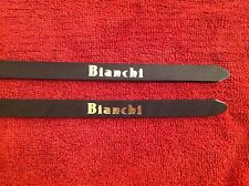 BIANCHI NOS PEDALS LEATHER TOE STRAPS SPECIALISSIMA CAMPAGNOLO SUPER RECORD C