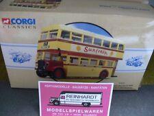 1/50 Corgi Daimler CW Utility Bus Douglas Corporation Sunfresh 97829