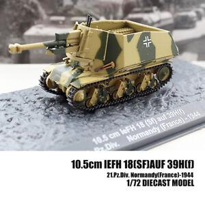 10.5cm leFH 18(SF)auf 39H(f)21.Pz.Div. Normandy France 1944 1/72 Howitzer IXO