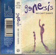 K 7 AUDIO (TAPE)  GENESIS  *WE CAN'T DANCE*