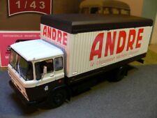1/43 IXO DAF A 2600 1970 Andre Koffer-LKW