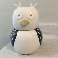 Holiday Home Owl Pantry Jar
