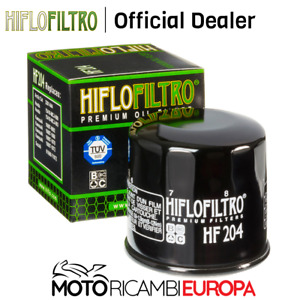 FILTRO OLIO HIFLO HF204 PER HONDA CB600 S-F3 HORNET  03