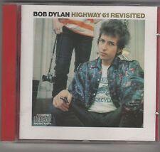 BOB DYLAN HIGHWAY  61 REVISITED CD F.C.