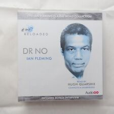 Ian Fleming - Dr No audio book on 8 CDs read by High Quarshie unabridged