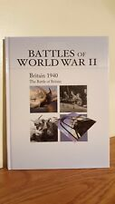 Osprey's Battles of World War II - Britain 1940 - Hardcover - Unread Like New