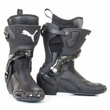 Puma 1000 V4 Motorcycle Boots 8 UK 42 EUR 9 US 27 CM (Shoes Motorbike Bike Race)