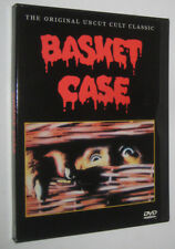 Frank Henenlotter BASKET CASE (1982) dvd import USA