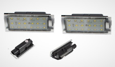Renault Laguna II FL 3/5 porte LED éclairage plaque d'immatriculation de la pour
