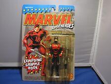 Marvel Super Heroes Daredevil  Action Figure Toy Biz 1994