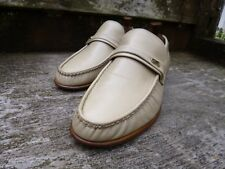 CHEANEY / CHURCH LOAFER – BROWN / BEIGE - UK 9.5 – LEEDS - EXCELLENT CONDITION