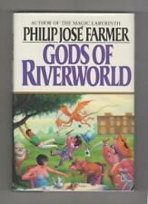 Gods of Riverworld by Philip Jose Farmer (First Edition) Signed