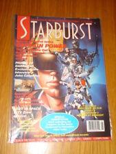 STARBURST #117 BRITISH SCI-FI MONTHLY MAGAZINE MAY 1988 CAPTAIN POWER