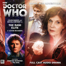 Doctor Who Main Range #194 The Rani Elite Colin Baker 2cds Big FInish