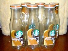 New listing Starbucks bottles empty 13.7 Great for Arts and Crafts 6bottles/pack
