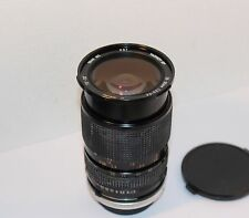Tamron SP 28-80 mm F3.5-4.2 AE avec badges Canon FD adaptall Mount (27 A)