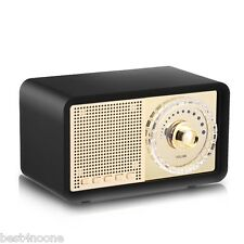 AIBIMY MY100BT Retro Bluetooth Hands-free Speaker With FM Radio Music Player
