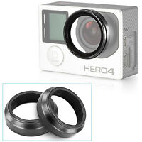 Neewer 2pcs Slim Lens Cover Protector Protective Cap for HD GoPro Hero 3 3+ 4