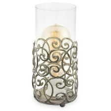 Lampada vintage marrone con vetro trasparente a 1 luce D.12 GLO 49274 Cardigan