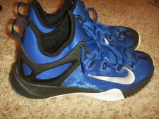 check out c313f 8666b NIKE ZOOM HYPERREV 2014 ROYAL BLUE BASKETBALL SHOES 705370-400 MENS SIZE 9