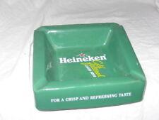 Heineken Ashtrays Barware