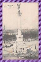 CPA 33 - BORDEAUX - monument des girondins