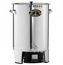 brewkettle BRAUMEISTER 50 l  for beer brewing Brewing equipment  brewer brewery