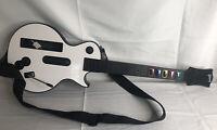 Nintendo Wii Guitar Hero Gibson Les Paul Red Octane 95125.805 Guitar Controller