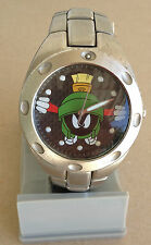 Rare Fossil Warner Bros Marvin The Martian S.E. Character Watch Lot